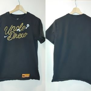 Nike Uncle Drew Graphic Kyrie Irving Short Sleeve